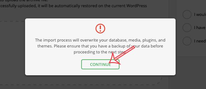 如何一键搬家WordPress网站 (All in One WP Migration插件)-奇客云
